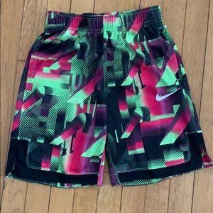 Boys Nike Dri-Fit Shorts Size M